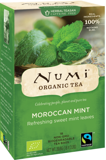 Numi Moroccan Mint Thee