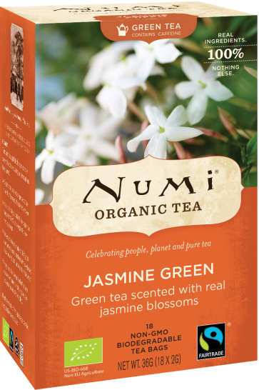 Numi Jasmine Green Thee