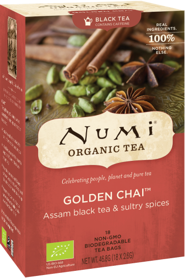 Numi Golden Chai Thee