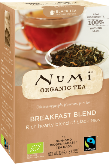 Numi Breakfast Blend Thee