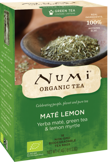 Numi Mate Lemon Thee