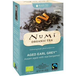 Numi Aged Earl Grey Thee
