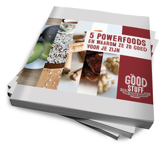 E-book 5 Powerfoods - The Good Stuff Bakery